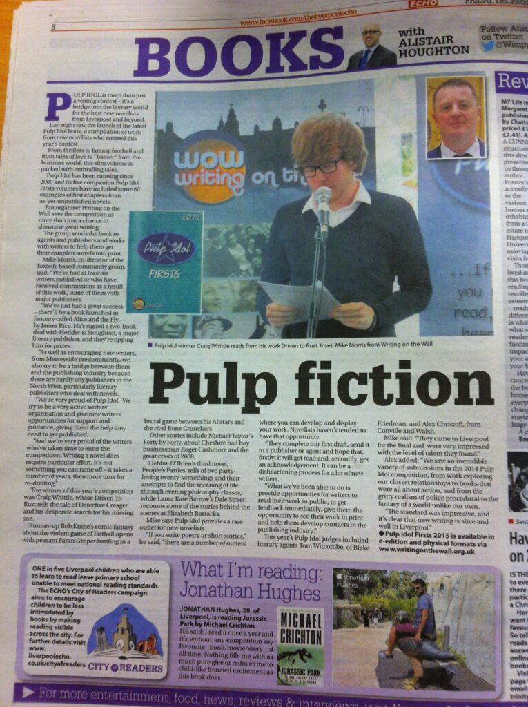 Liverpool Echo article