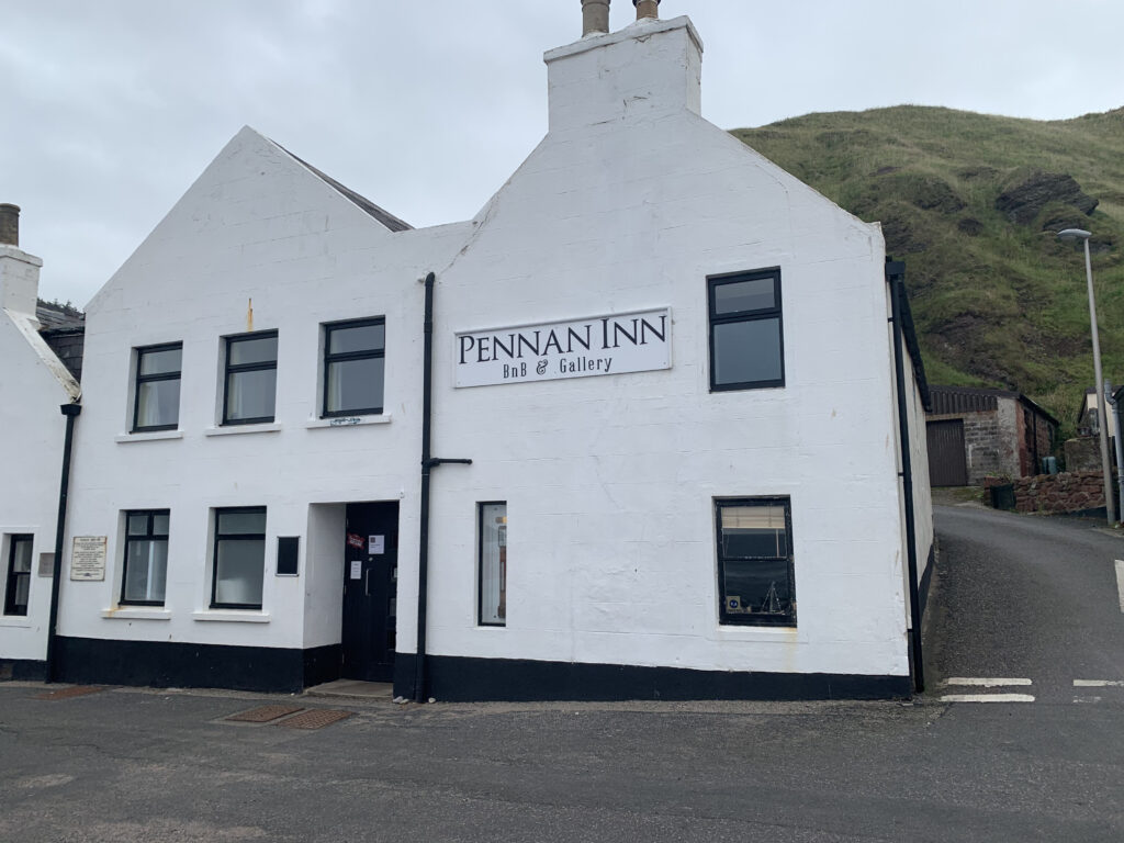 The Pennan Inn,